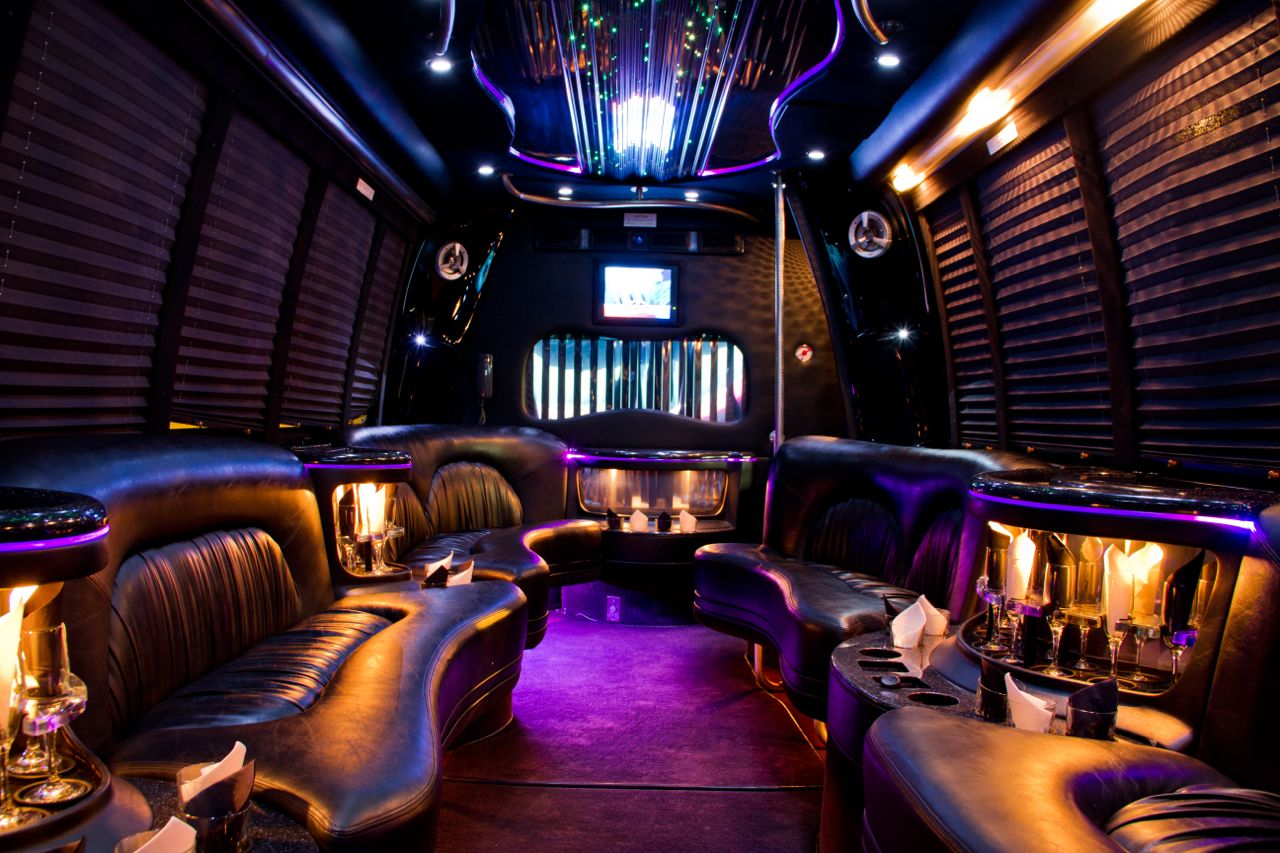 Contact Party Bus Houston