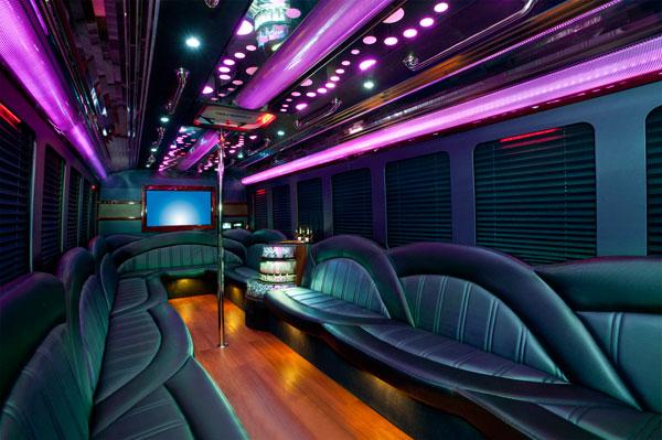Party Bus Rentals Houston TX