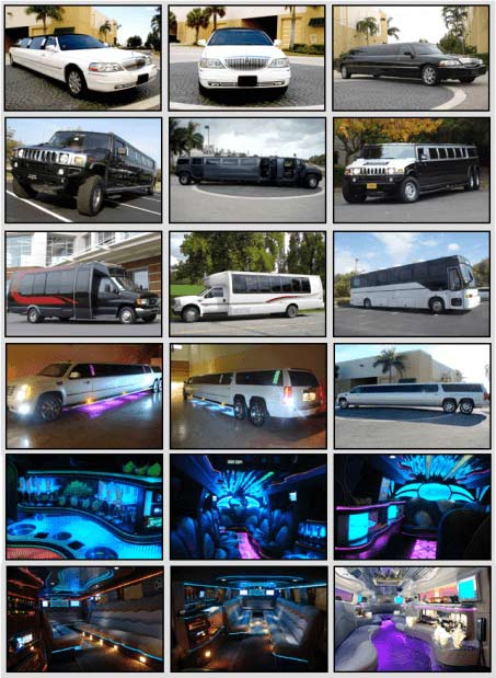 Limo Service Stafford TX