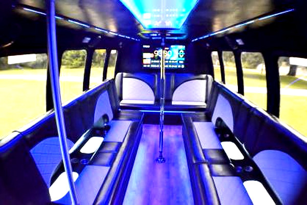 superbowl 2017 party bus limo service